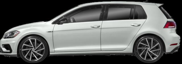 2019 Volkswagen Golf R Hatchback 2.0 TSI 4MOTION