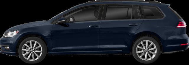 2019 Volkswagen Golf SportWagen Wagon 1.4 TSI Comfortline