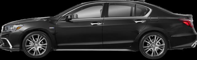 2020 Acura RLX Sport Hybrid Sedan Elite