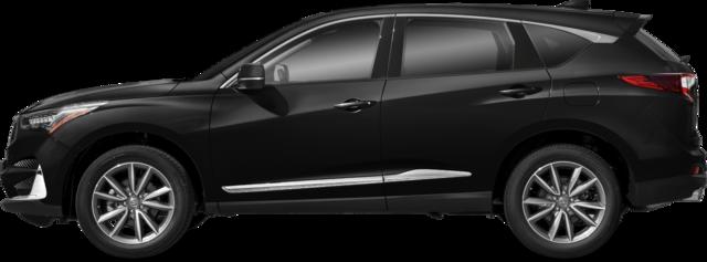 2020 Acura RDX SUV Tech