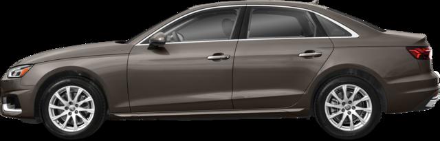 2020 Audi A4 Sedan 2.0T Technik