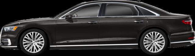 2020 Audi A8 Sedan L 60