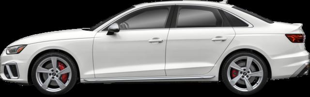 2020 Audi S4 Sedan 3.0T Technik