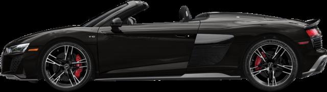 2020 Audi R8 Convertible 5.2 V10 performance