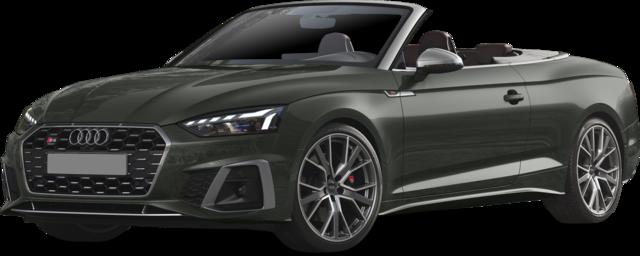 2020 Audi S5 Cabriolet 3.0T Technik