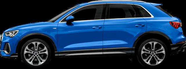 2020 Audi Q3 SUV 45 Progressiv