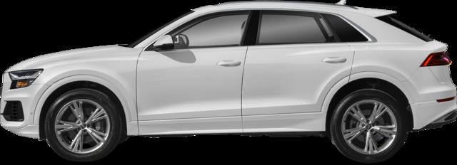2020 Audi Q8 SUV 55 Technik