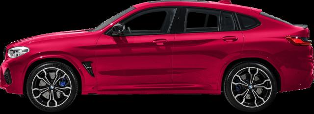 2020 BMW X4 M SAV Competition