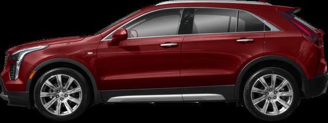 2020 CADILLAC XT4 VUS Luxe Premium