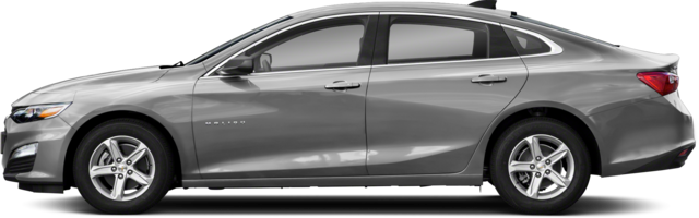 2020 Chevrolet Malibu Sedan LS w/1FL