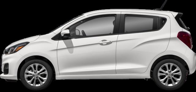 2020 Chevrolet Spark Hatchback LS CVT