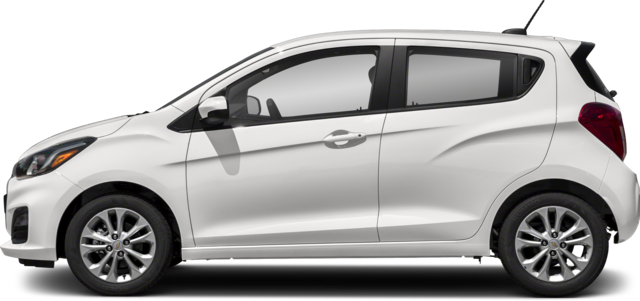 2020 Chevrolet Spark Hatchback 1LT Manual