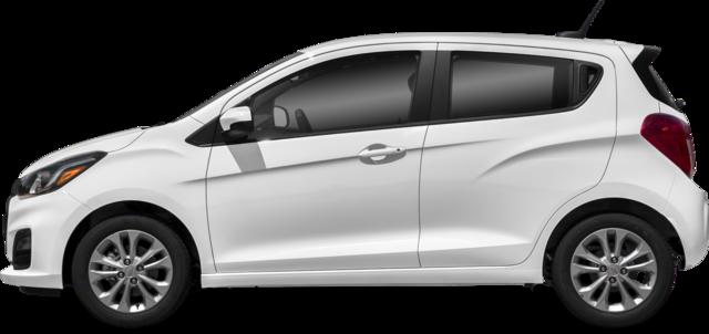 2020 Chevrolet Spark Hatchback 1LT CVT
