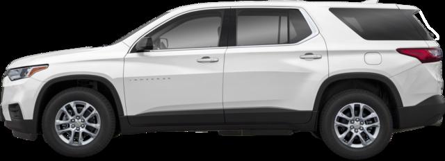 2020 Chevrolet Traverse SUV LS w/1FL