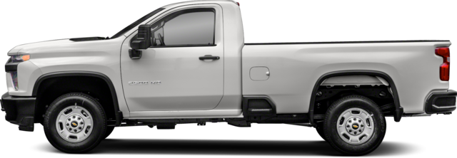 2020 Chevrolet Silverado 2500HD Truck Work Truck