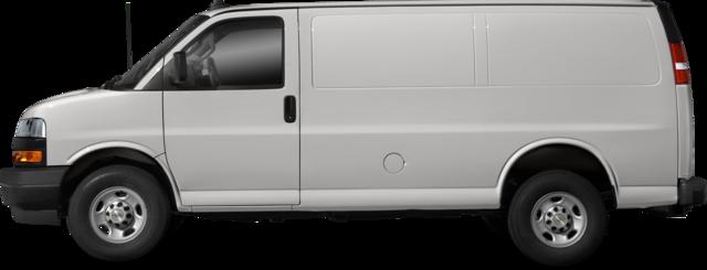 2020 Chevrolet Express 3500 Van Work Van