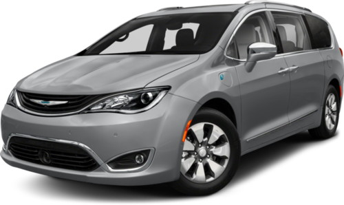 2020 Chrysler Pacifica Hybrid Van