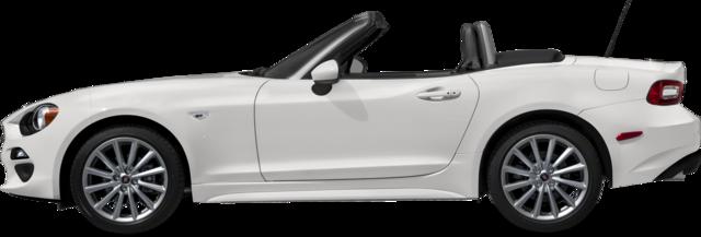 2020 FIAT 124 Spider Cabriolet Lusso