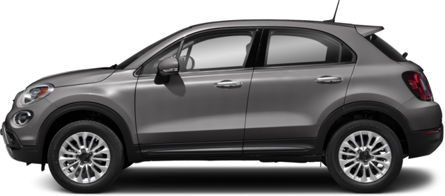 2020 FIAT 500X SUV Trekking Plus