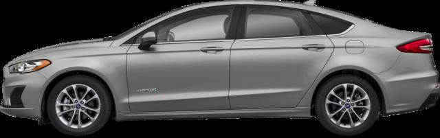 2020 Ford Fusion Hybrid Sedan SE
