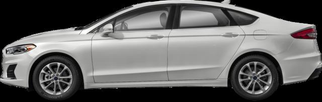 2020 Ford Fusion Hybrid Sedan SEL