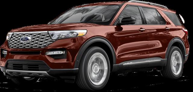 2020 Ford Explorer SUV XLT