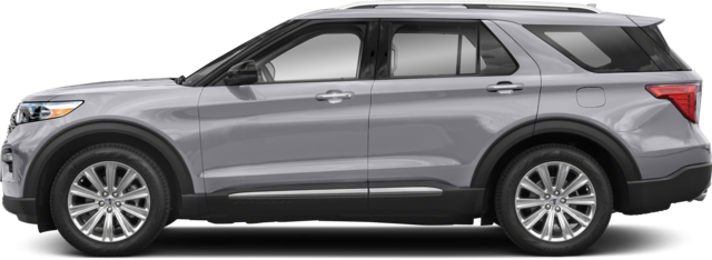 2020 Ford Explorer SUV Platinum
