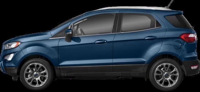 2020 Ford EcoSport SUV SE