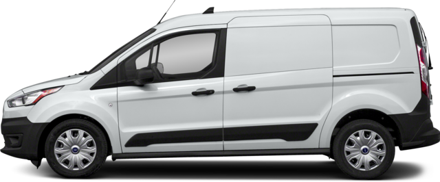 2020 Ford Transit Connect Van XL w/Single Sliding Door & Rear Liftgate