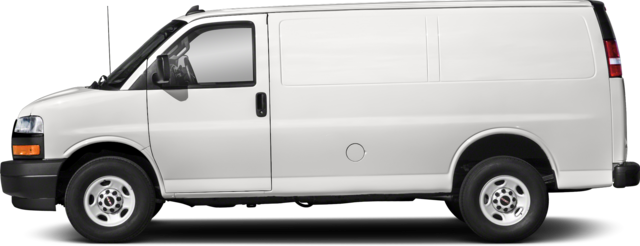 2020 GMC Savana 2500 Van Work Van