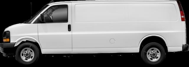 2020 GMC Savana 2500 Van Work Van