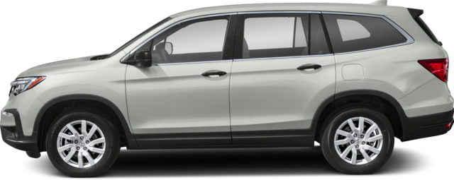 2020 Honda Pilot SUV LX