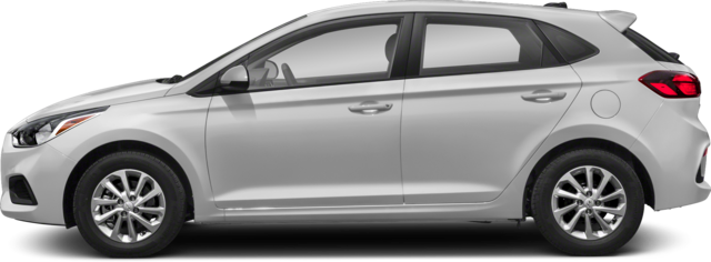 2020 Hyundai Accent Hatchback Essential w/Comfort Package
