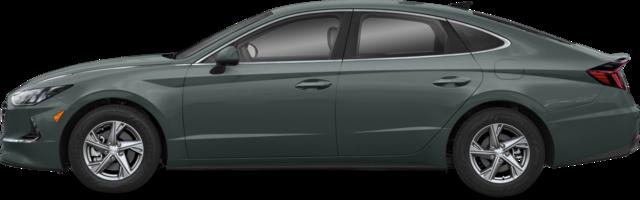 2020 Hyundai Sonata Sedan Luxury
