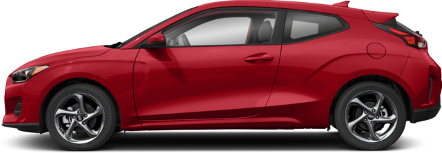 2020 Hyundai Veloster Hatchback Luxury