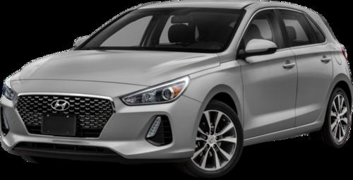 2020 Hyundai Elantra GT Hatchback