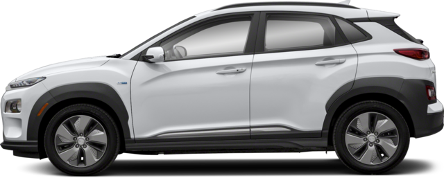 2020 Hyundai KONA EV SUV Preferred w/Two Tone