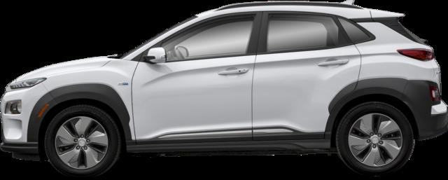 2020 Hyundai KONA EV SUV Ultimate