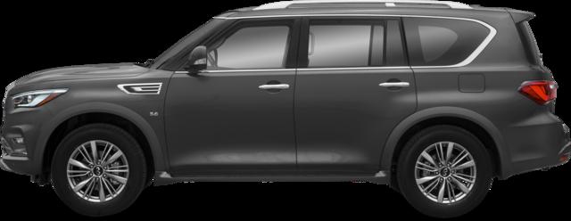 2020 INFINITI QX80 SUV LUXE 7 Passenger