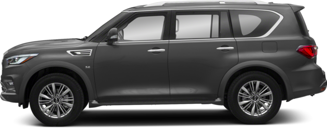 2020 INFINITI QX80 SUV LIMITED 7 Passenger