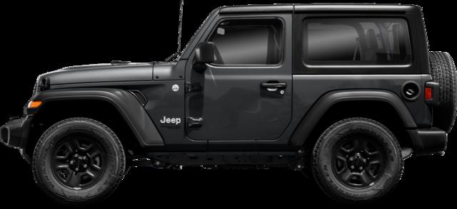 2020 Jeep Wrangler VUS Rubicon