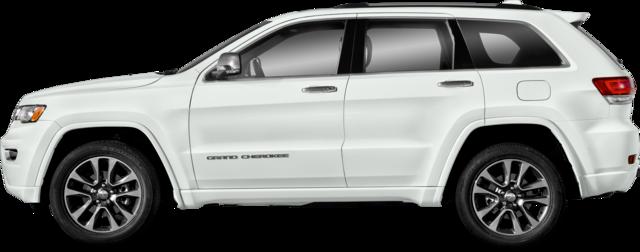 2020 Jeep Grand Cherokee SUV Overland