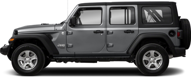 2020 Jeep Wrangler SUV Unlimited Sahara