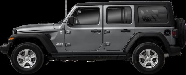 2020 Jeep Wrangler VUS Sahara