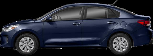 2020 Kia Rio Sedan LX+
