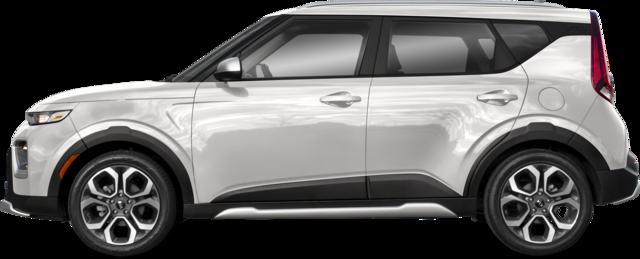 2020 Kia Soul Hatchback EX