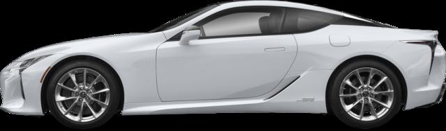 2020 Lexus LC 500h Coupe