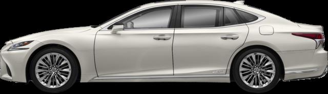 2020 Lexus LS 500h Sedan