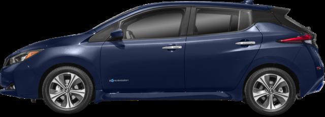 2020 Nissan LEAF Hatchback S PLUS