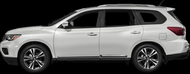 2020 Nissan Pathfinder SUV Platinum